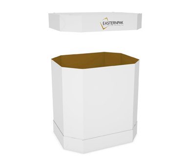 Double cover bin-Easternpak-BB-01-002