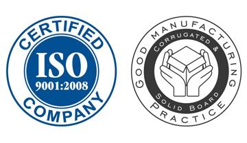 Unipak meets International standards