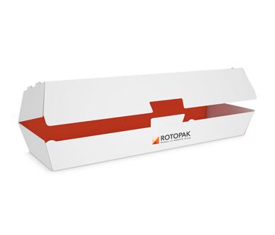 Clamshell Sandwich Box-ROTOPAK-SB-01-001