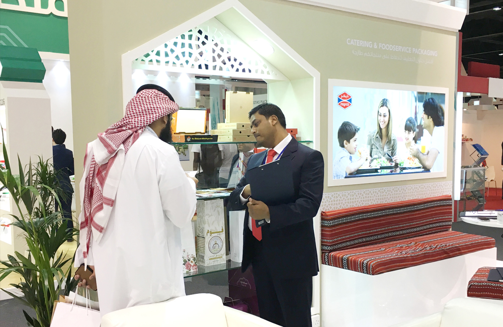 Rotopak and Napco Group at Gulf Food Manufacturing 2015-Photo3