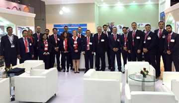 Rotopak and Napco Group at Gulf Food Manufacturing 2015
