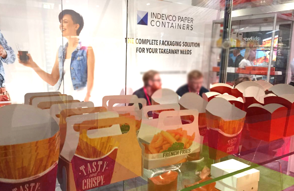 IPC member companies, ROTOPAK and UNIPAKNILE, recently exhibited their takeaway packaging solutions for the first time at the TAKEAWAY Expo – the UK's only exhibition for the growing takeaway industry – in Excel, London, on the 26th and 27th of September 2017