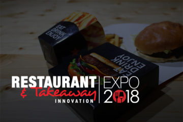 Visit our BOX-to-GO stand at Restaurant and Takeaway Innovation 2018