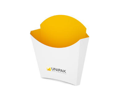 French Fries Box- UNIPAK-FFS-01-001