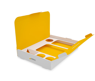 Meal Box with Smart Cover-UNIPAK-PDJ-01-004