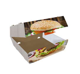 UNIPAK - Burger Box