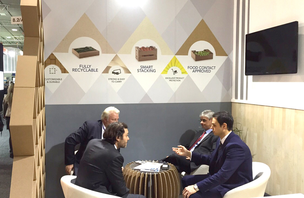 Unipakhellas at Fruit Logistica 2015