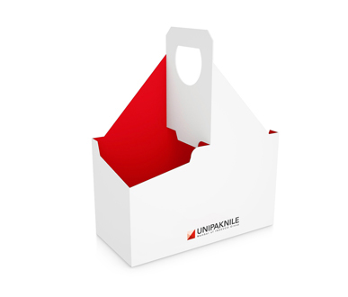 Cup Pack Carrier-UNIPAKNILE-PC-01-002