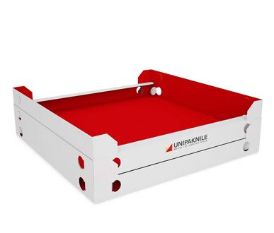 Open Top Pizza Box-UNIPAKNILE-PIB-08-001