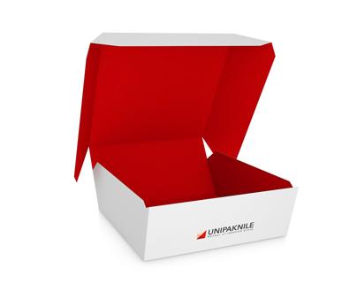Clamshell Burger Box- UNIPAKNILE-SB-01-003