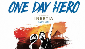 "UNIPAKNIILE Sponsors ""One Day Hero"" Event in Egypt"