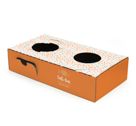 Combo Box - INDEVCO Paper Containers