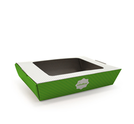 Salad Box - INDEVCO Paper Containers