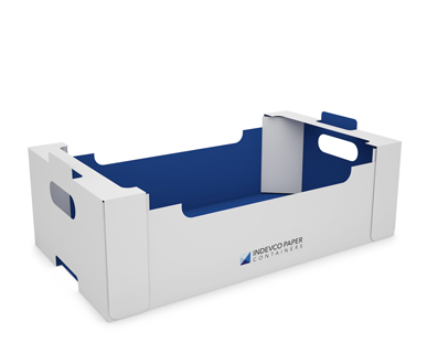Traypak© - Agricultural Tray with Reinforced Corners- IPC-AT-01-005