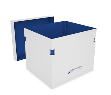Bulk Bins for PET Preforms-IPC-BB-01-005