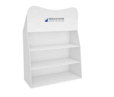 Shelf Counter Display Unit-IPC-CSD-04-001