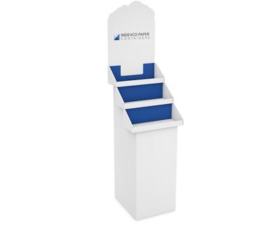 Tier Floor Stand Display-IPC-FSD-01-001