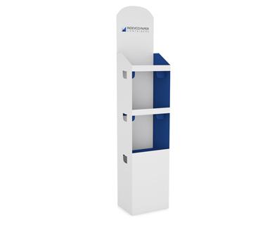 Self-assembled Floor Stand Display-IPC-FSD-05-001