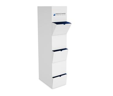 Dispenser Floor Stand Display-IPC-FSD-07-002