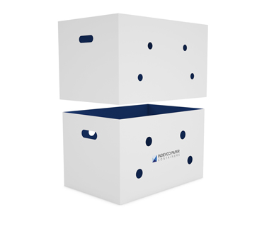 Telescopic Box for Fresh Produce- IPC-TB-02-003