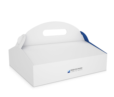 Pastry Box with Handle-IPC-Pab-02-001