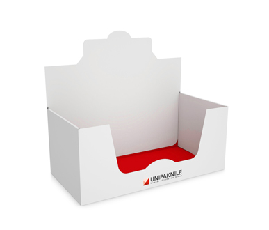 Perforated display box-UNIPAKNILE-SRP-02-002