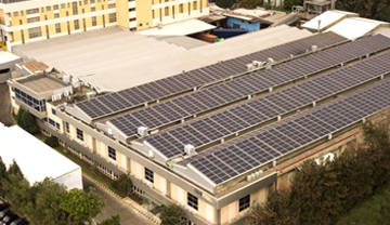 UNIPAK Installs Solar PV Power System at Corrugated Packaging Plant in Halat