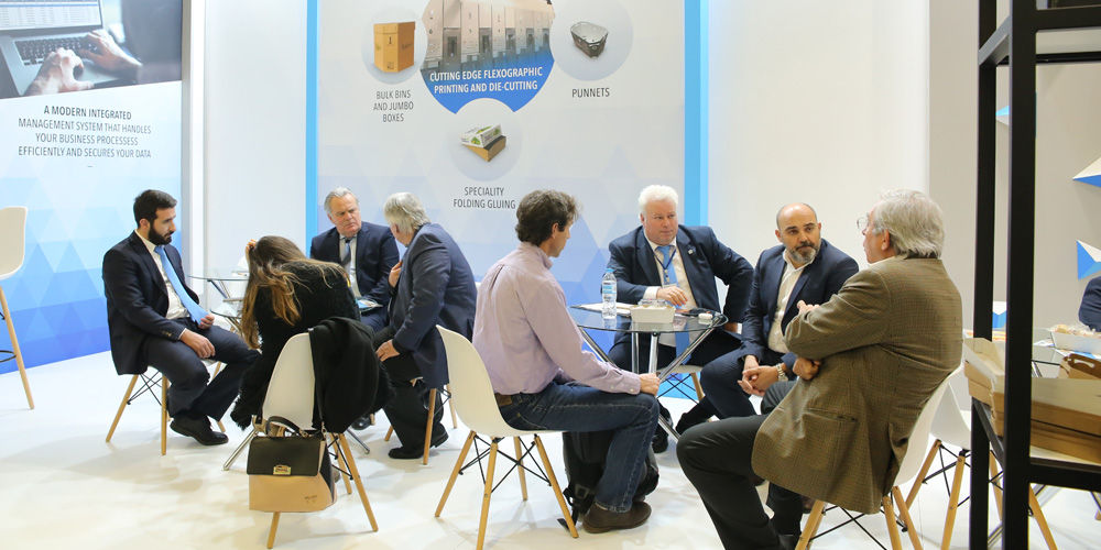 UNIPAKHELLAS establishes a remarkable presence at fruit Logistica 2020 in Messe Berlin, Germany