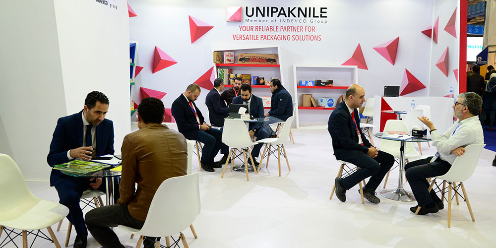 UNIPAKNILE takes part in Pacprocess Middle East Africa 2019